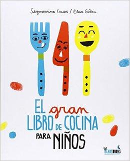 gran libro cocina niños