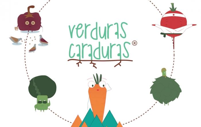 cartel verduras CARADURASjuntas